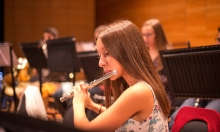 Areosense Ana Baganha ganha primeiro prémio do Hong Kong International Flute Competition 2019